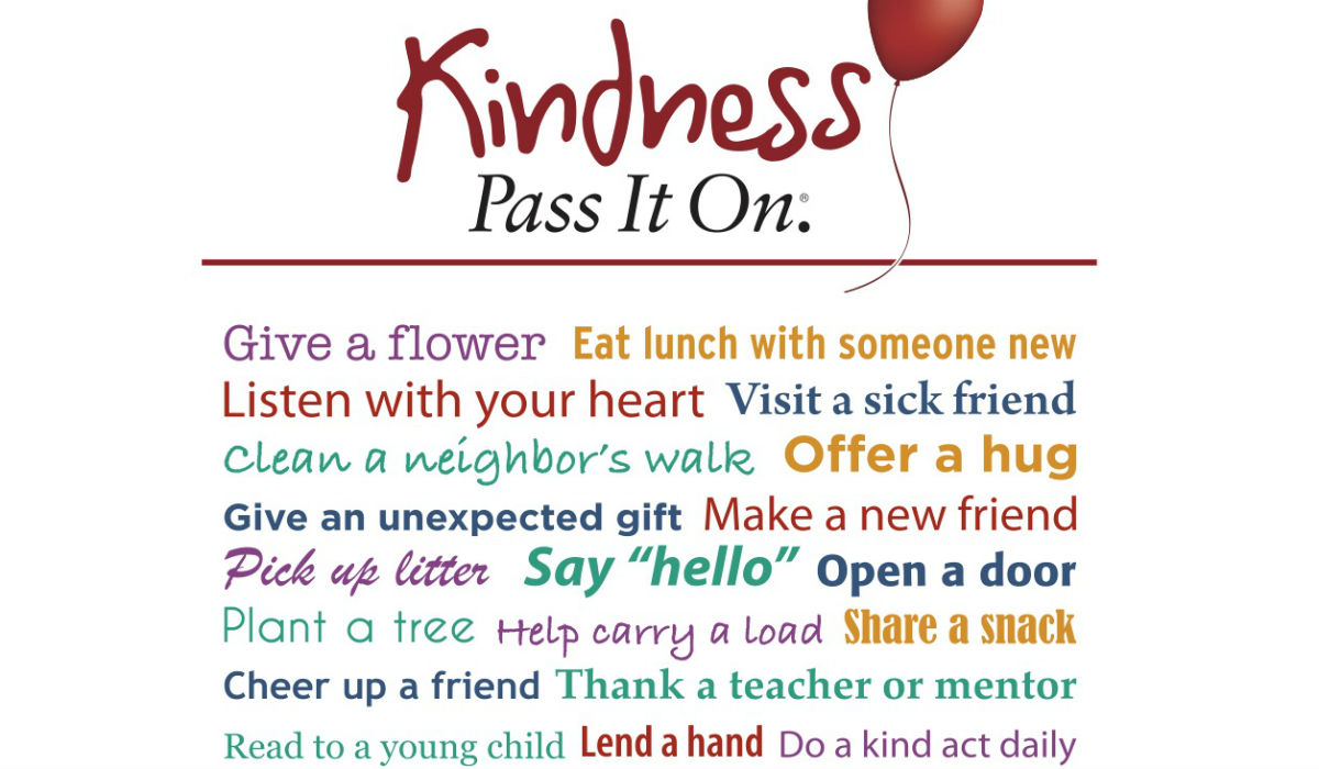 Random Acts of Kindness Study